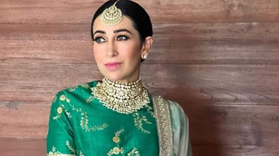 Karisma Kapoor channels her inner princess for Brides Today cover