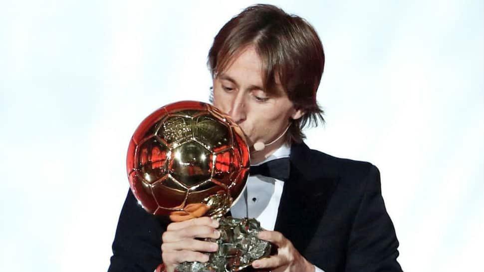 Luka Modric breaks Messi-Ronaldo dominance to win 2018 Ballon d'Or