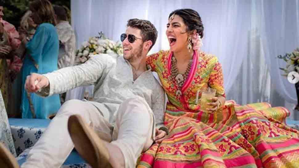 Priyanka Chopra, Nick Jonas get accused of animal cruelty