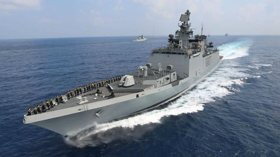 To serve, protect and defend: India celebrates Navy Day