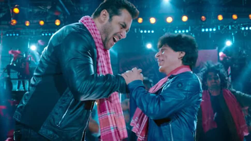 Issaqbaazi song out! Watch Shah Rukh-Salman's unbeatable camaraderie in 'Zero'