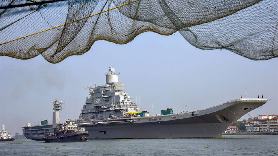 IAC-1 to be inducted into Indian Navy in 2020