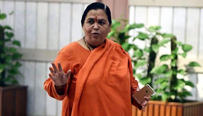 Uma Bharti won't contest 2019 Lok Sabha elections, to go on Ram temple, Ganga 'sabbatical'