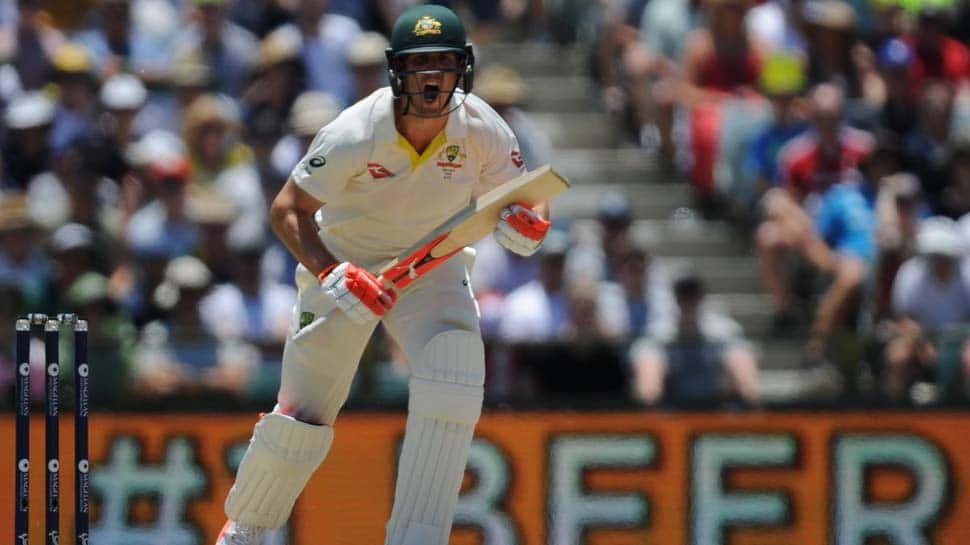 I constantly go back to knocks played with Steve Smith, it's important for me: Mitch Marsh
