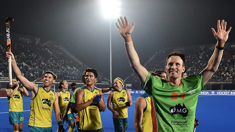 Hockey World Cup: Australia seal quarterfinals berth after China hold Ireland 1-1