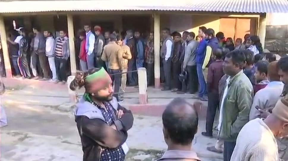 First phase of Assam panchayat polls underway in 16 administrative districts