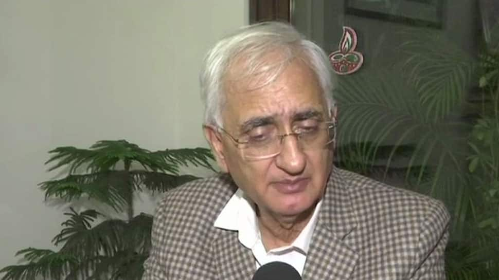 AgustaWestland chopper deal row: CBI playing game trying to involve Congress leaders, says Salman Khurshid