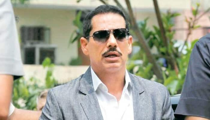 Political witch-hunt, media circus to distract public, alleges Robert Vadra after ED summons