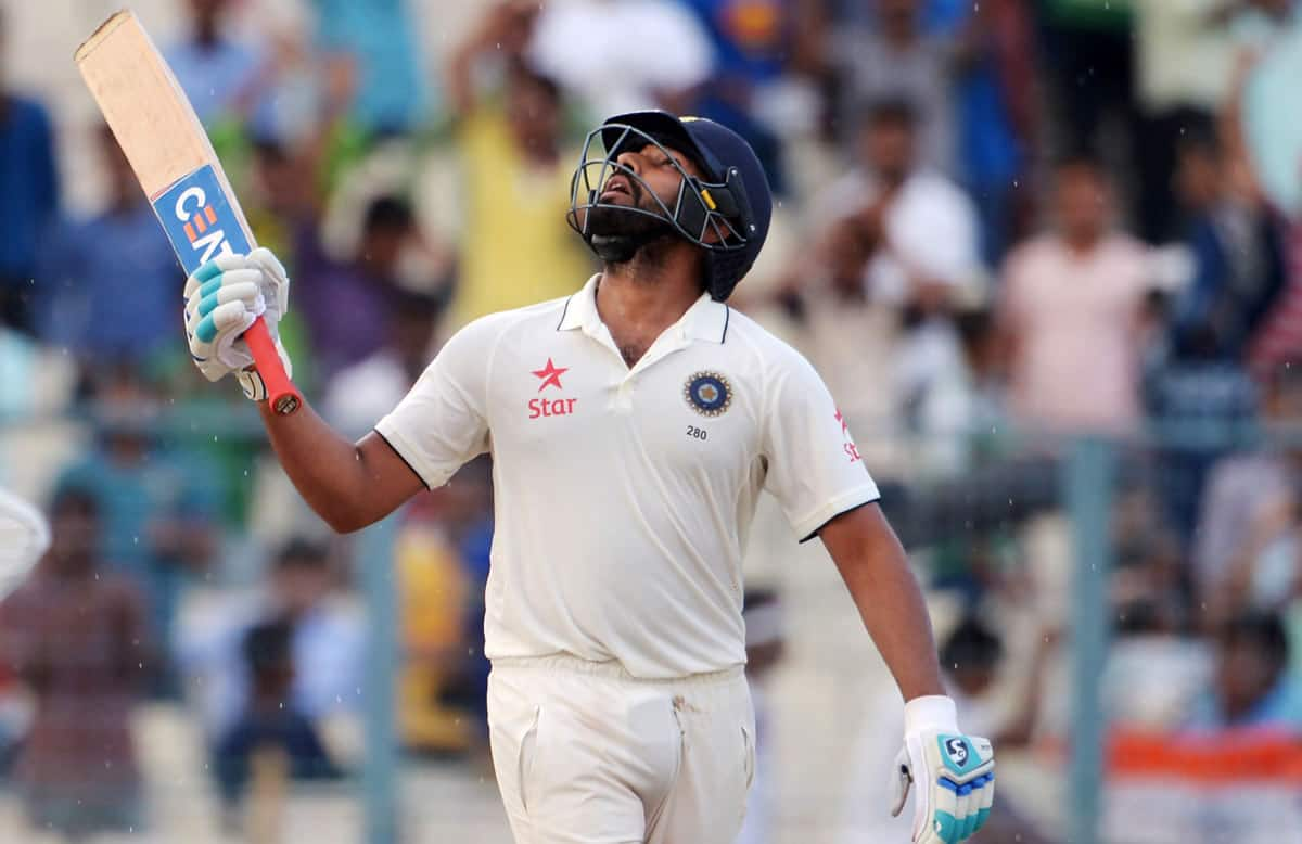 Rohit Sharma, Hanuma Vihari to battle for India spot in first Test against Australia