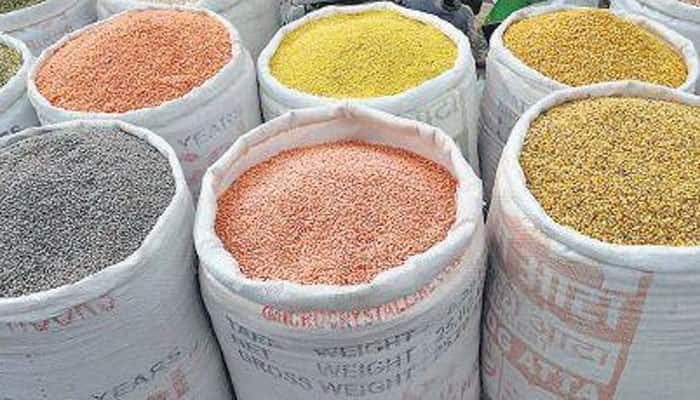Govt procures pulses, oilseeds worth Rs 44,142 cr from farmers in last 4 years