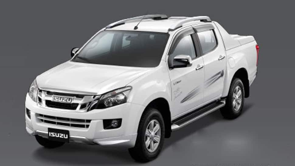 Isuzu to hike vehicle prices by up to Rs 1 lakh from January