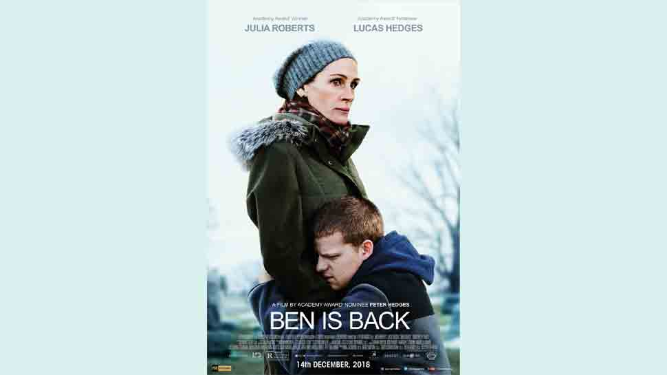 Julia Roberts's Ben is Back to hit Indian theatres on December 14