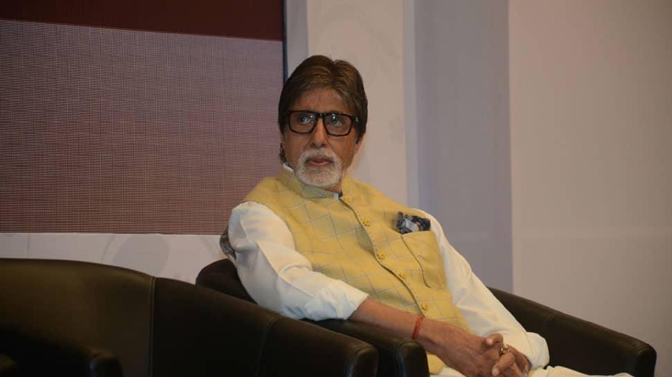 Amitabh Bachchan urges people to come forward to help rebuild Tamil Nadu