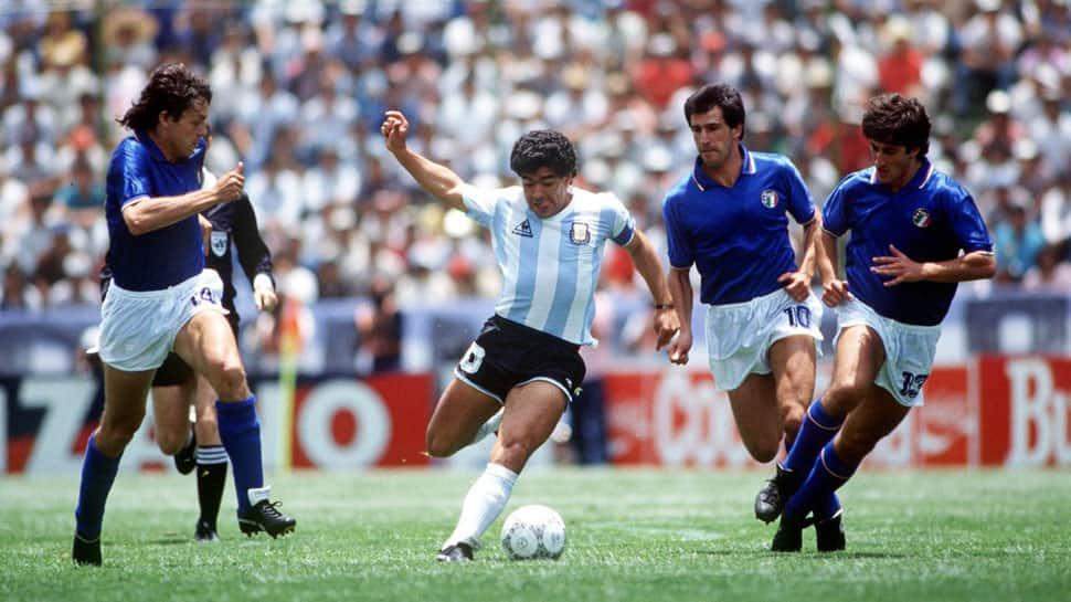 Diego Maradona better than Lionel Messi, says Pele
