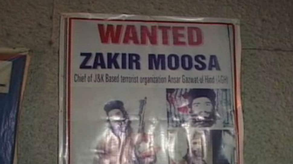 Punjab on high alert after dreaded terrorist Zakir Musa spotted in Bathinda