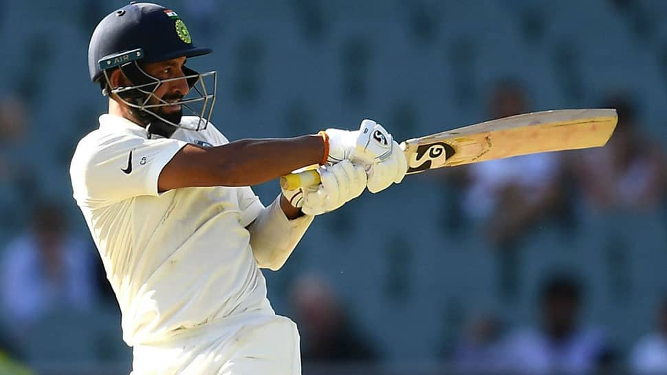 Cheteshwar Pujara equals Sourav Ganguly's record of 16 centuries with gritty 123 vs Australia