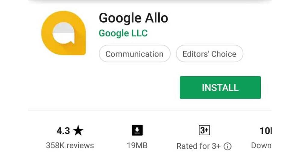 Google confirms it is shutting down Allo by March 2019
