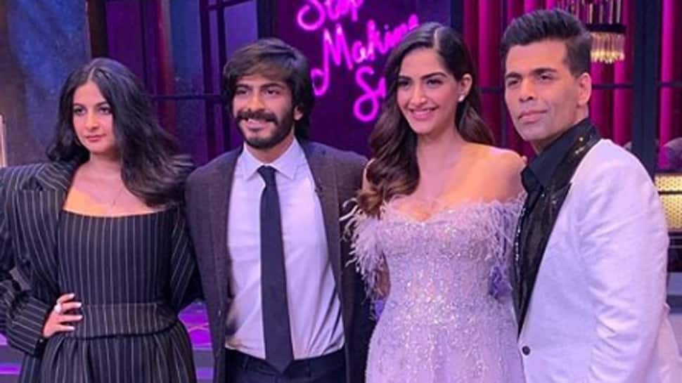 Koffee With Karan 6: Sonam Kapoor graces the couch with