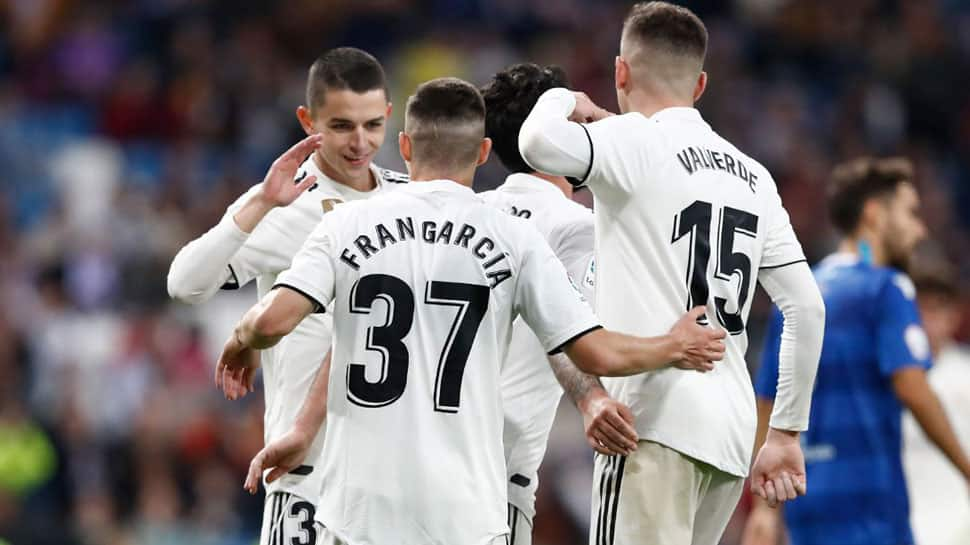 Copa del Rey: Real Madrid complete 10-1 aggregate thrashing of Melilla