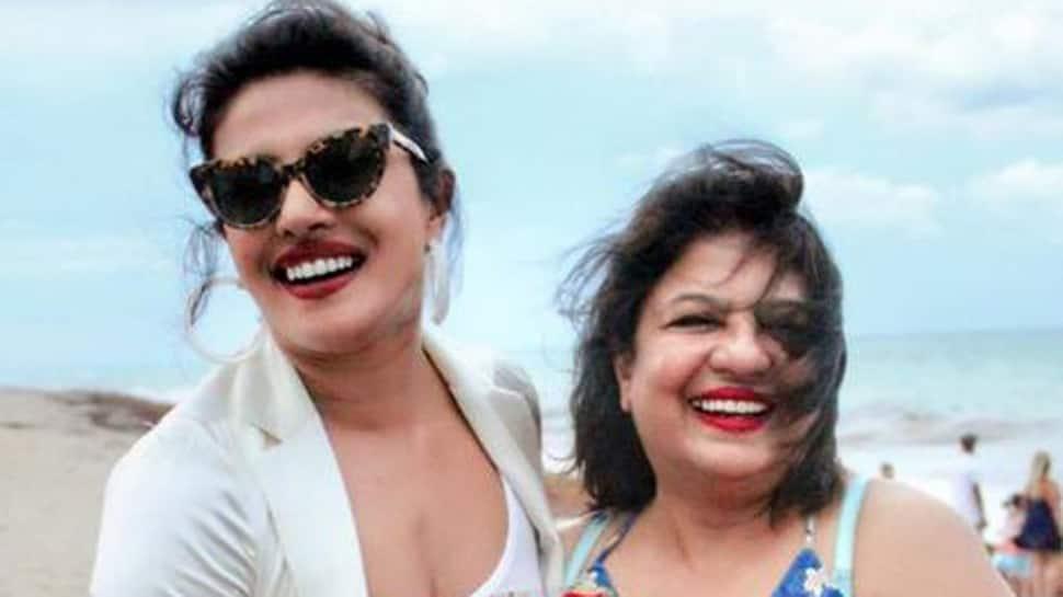 Priyanka looked like a princess: Madhu Chopra