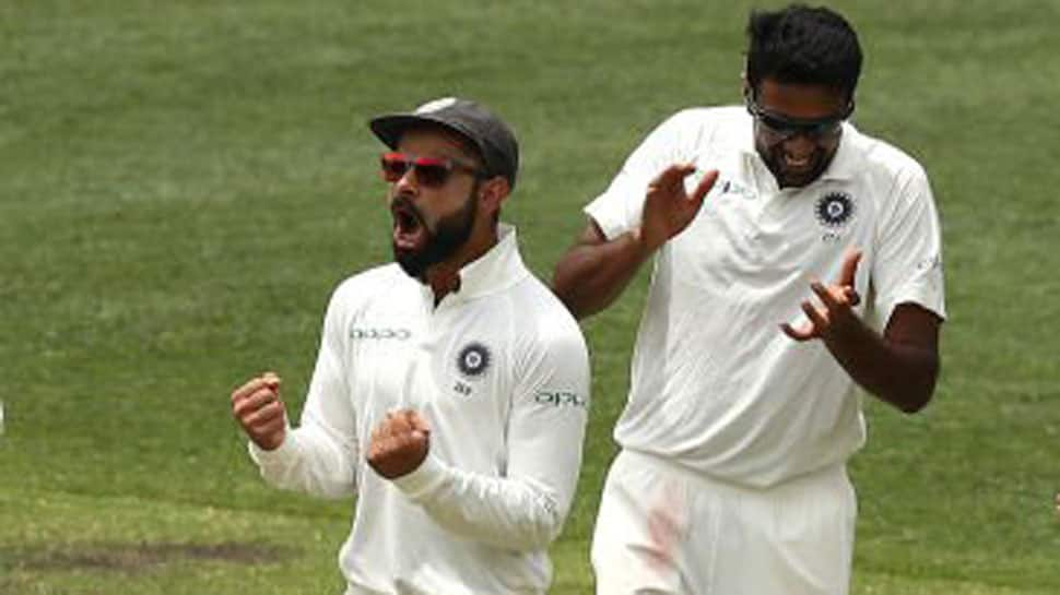 Virat Kohli's viral celebration after Aussie wicket is what passion is all about