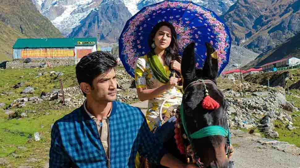 Sara Ali Khan's Kedarnath to not release in Uttarakhand?