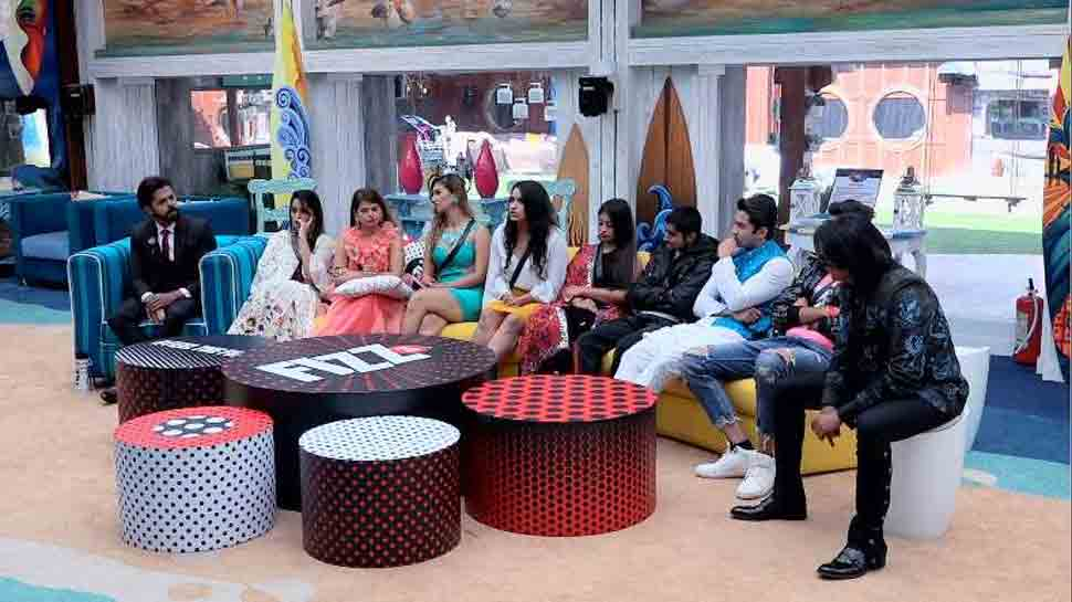 Bigg Boss 12 Day 82 written updates: Salman Khan pulls up Rohit Suchanti, Surbhi Rana for their comment on Sreesanth