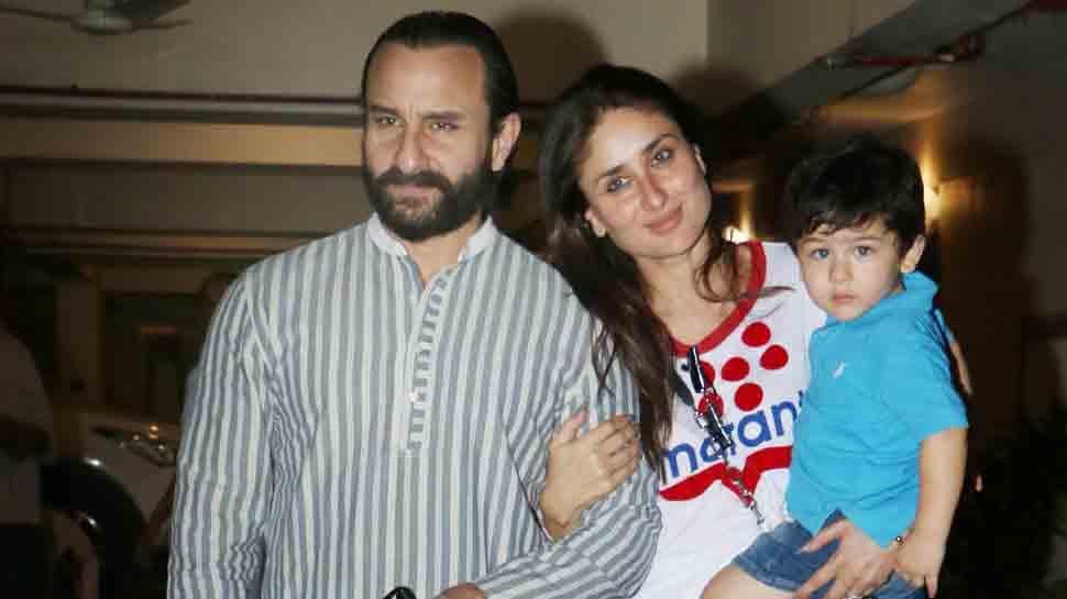 Kareena Kapoor Khan, Saif celebrate Taimur's 2nd birthday with a bash — See pics