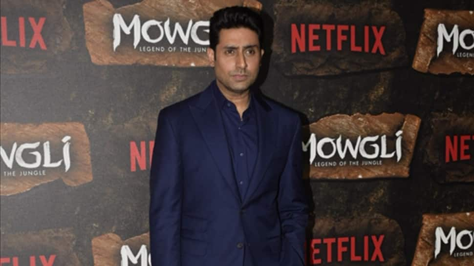 Was wonderful as parent to share 'Mowgli' with Aaradhya: Abhishek Bachchan