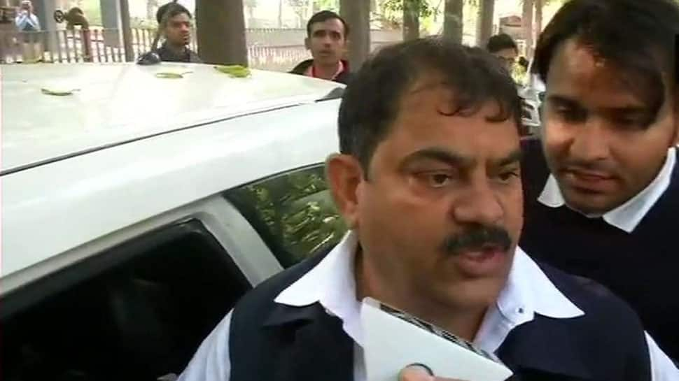 ED raids Congress leader Jagdish Sharma's home, takes him for questioning
