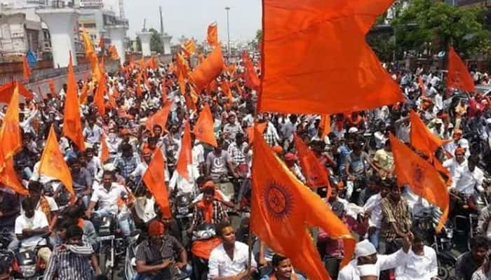 VHP's massive rally in Delhi to demand bill for Ram temple in Ayodhya today