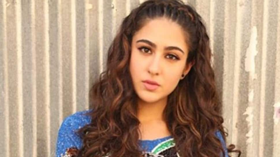 Sara Ali Khan gives weekend vibes in this offbeat outfit—Pics
