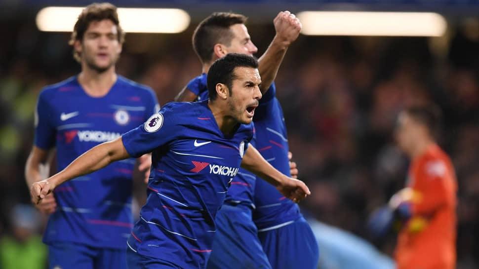 Premier League: Manchester City stumble at Chelsea, Mohamed Salah shoots Liverpool top