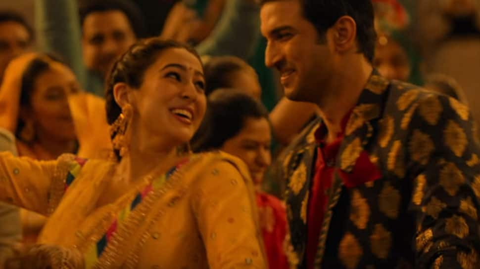 Kedarnath day 2 collections: Sara Ali Khan and Sushant Singh Rajput starrer witnesses growth