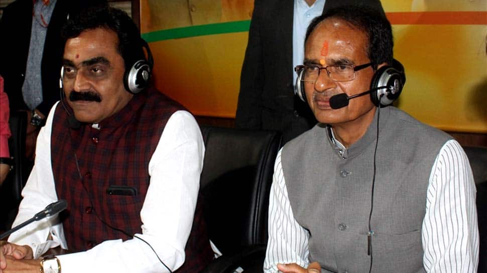 Distressed Congress will create hindrance on counting day: Shivraj Singh Chouhan