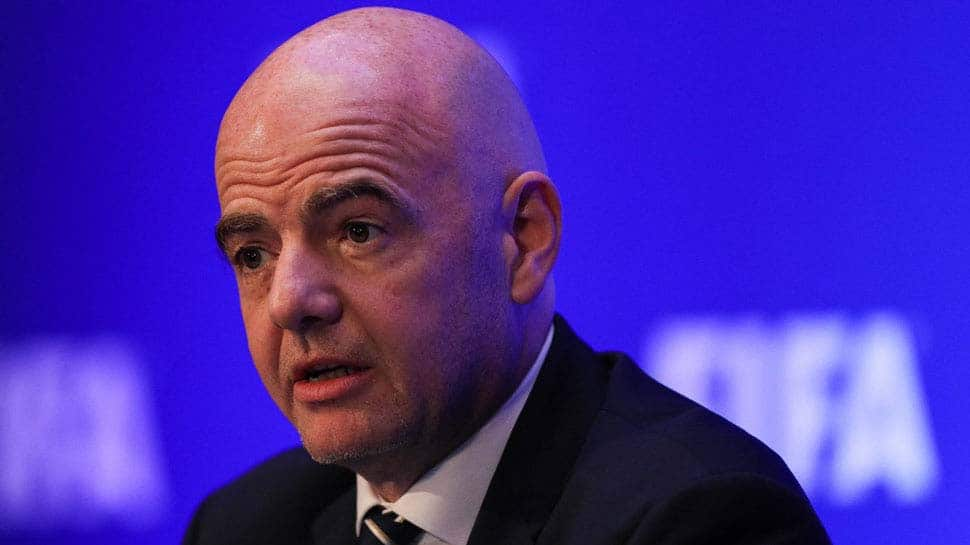 FIFA task force meets to examine Gianni Infantino's tournament plans