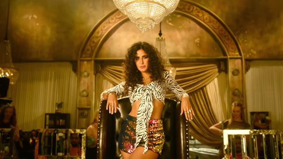 Zero: Katrina Kaif raises the heat in 'Husn Parcham' song teaser—Watch