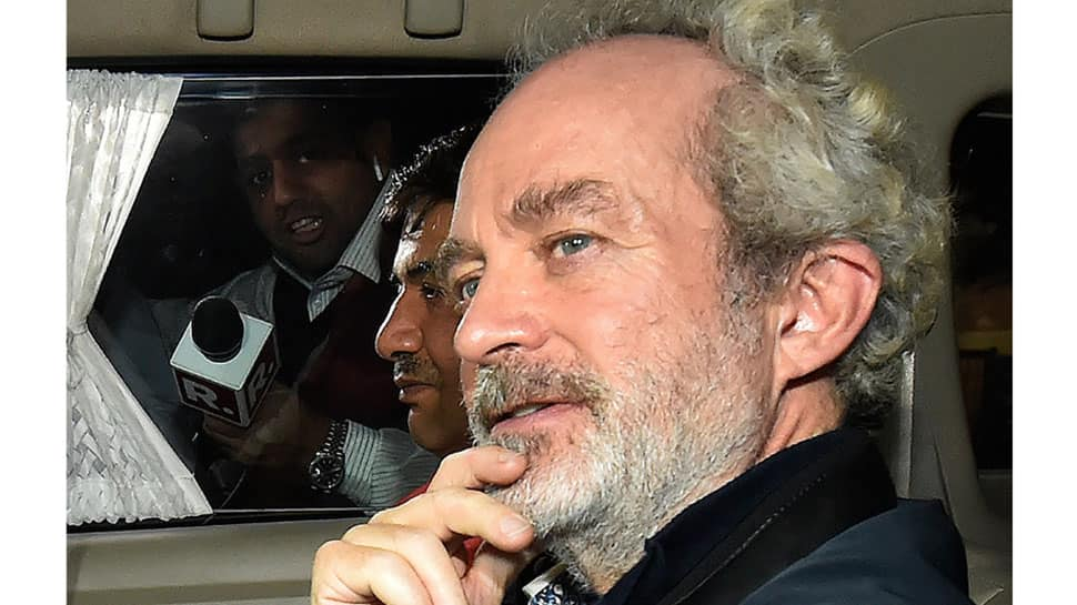 AgustaWestland VVIP Chopper case: Delhi Court grants further 5-day remand of Christian Michel