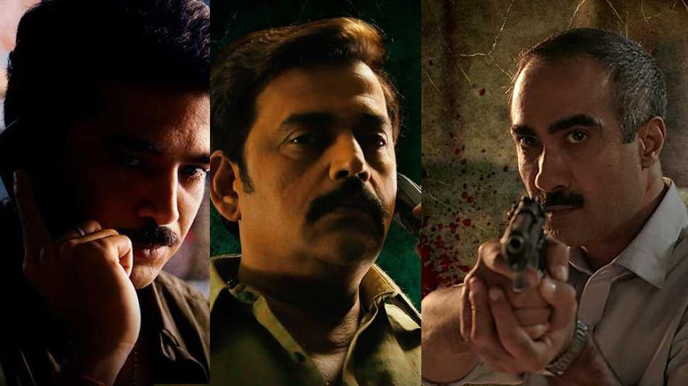 Zee 5's ' Rangbaaz' promises to be an intriguing ride—Watch all trailers