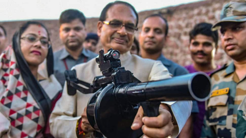 Madhya Pradesh assembly elections 2018: Shivraj Singh Chauhan sure of a win, laughs off Congress' premature posters