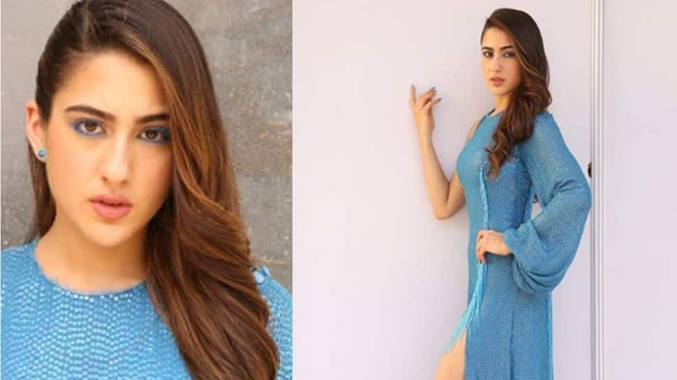 Sara Ali Khan looks like modern-day Cinderella in this outfit—Pic