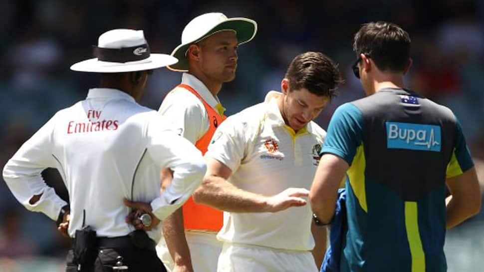 The finger's fine, good to go: Australian skipper Tim Paine declares himself fit for Perth Test
