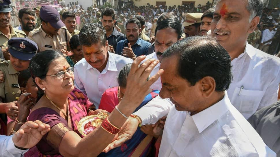 Telangana Assembly elections 2018 results: TRS trumps Prajakutami