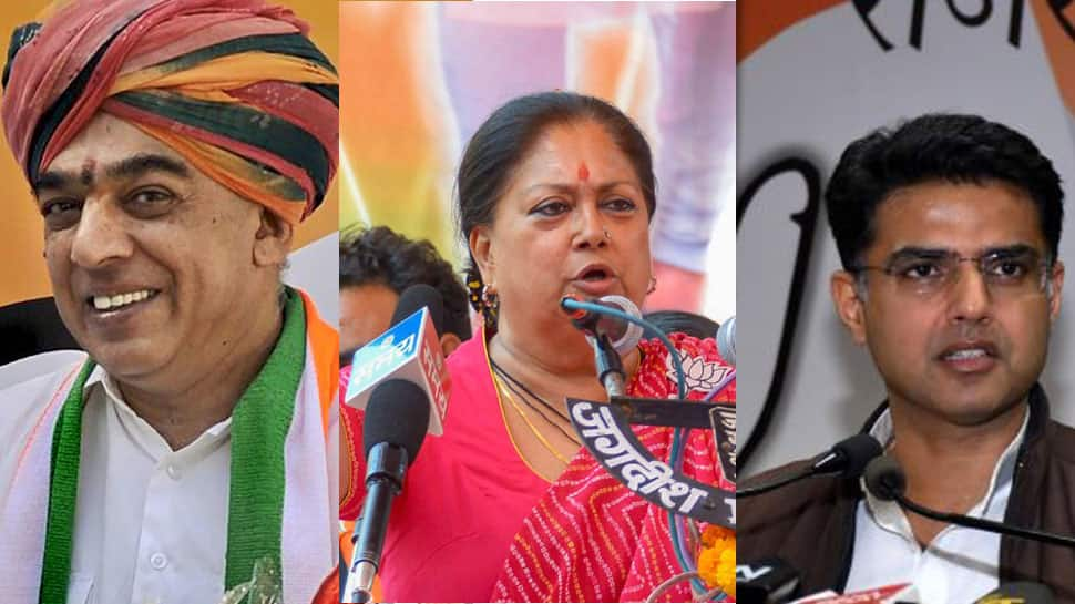 List of Rajasthan Assembly Election 2018 winners and MLAs