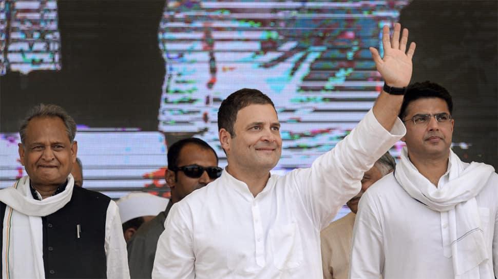Ashok Gehlot celebrates but puts off queries on Rajasthan's next CM
