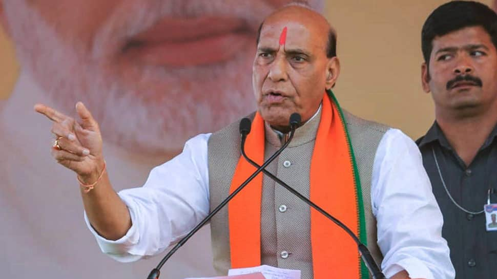 Polls were fought on state governments' performance: Rajnath Singh