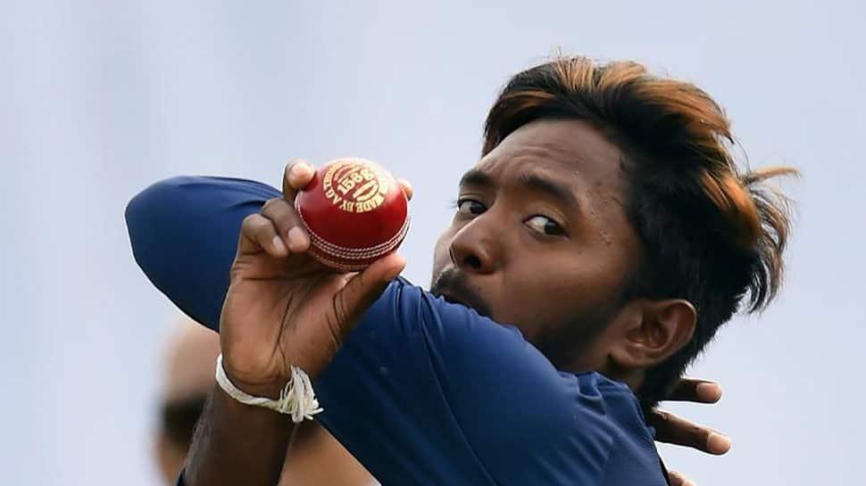 Sri Lanka's Akila Dananjaya suspended over illegal bowling action