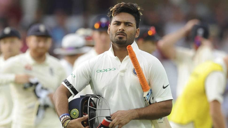 Record-breaker Rishabh Pant hails India's hero MS Dhoni