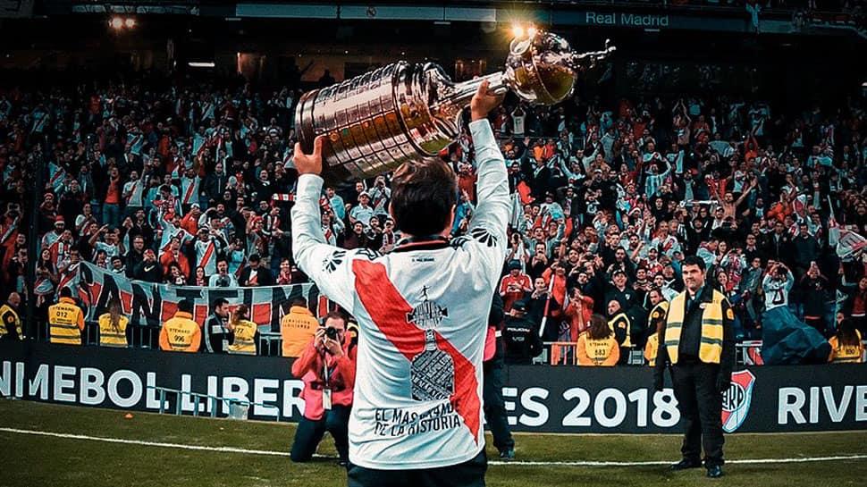 River Plate coach Marcelo Gallardo vows to stay through 2021