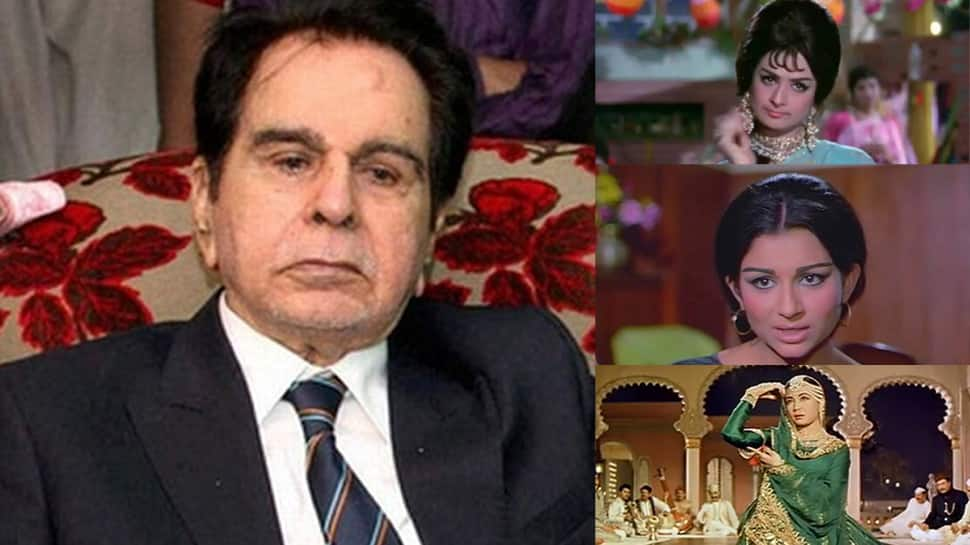 Happy Birthday Dilip Kumar: Best on-screen pairings of the legend
